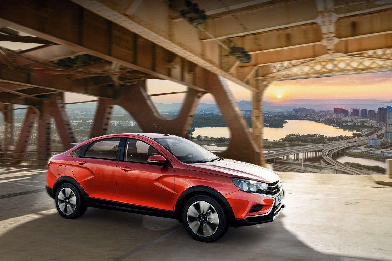 «АвтоВАЗ» анонсировал запуск продаж Лада Granta Cross и Лада Vesta Sport