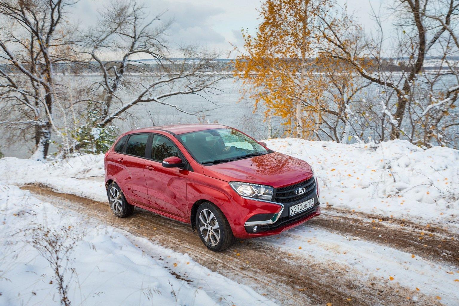 Продажи авто Лада в РФ в 2018-ом увеличились на16%