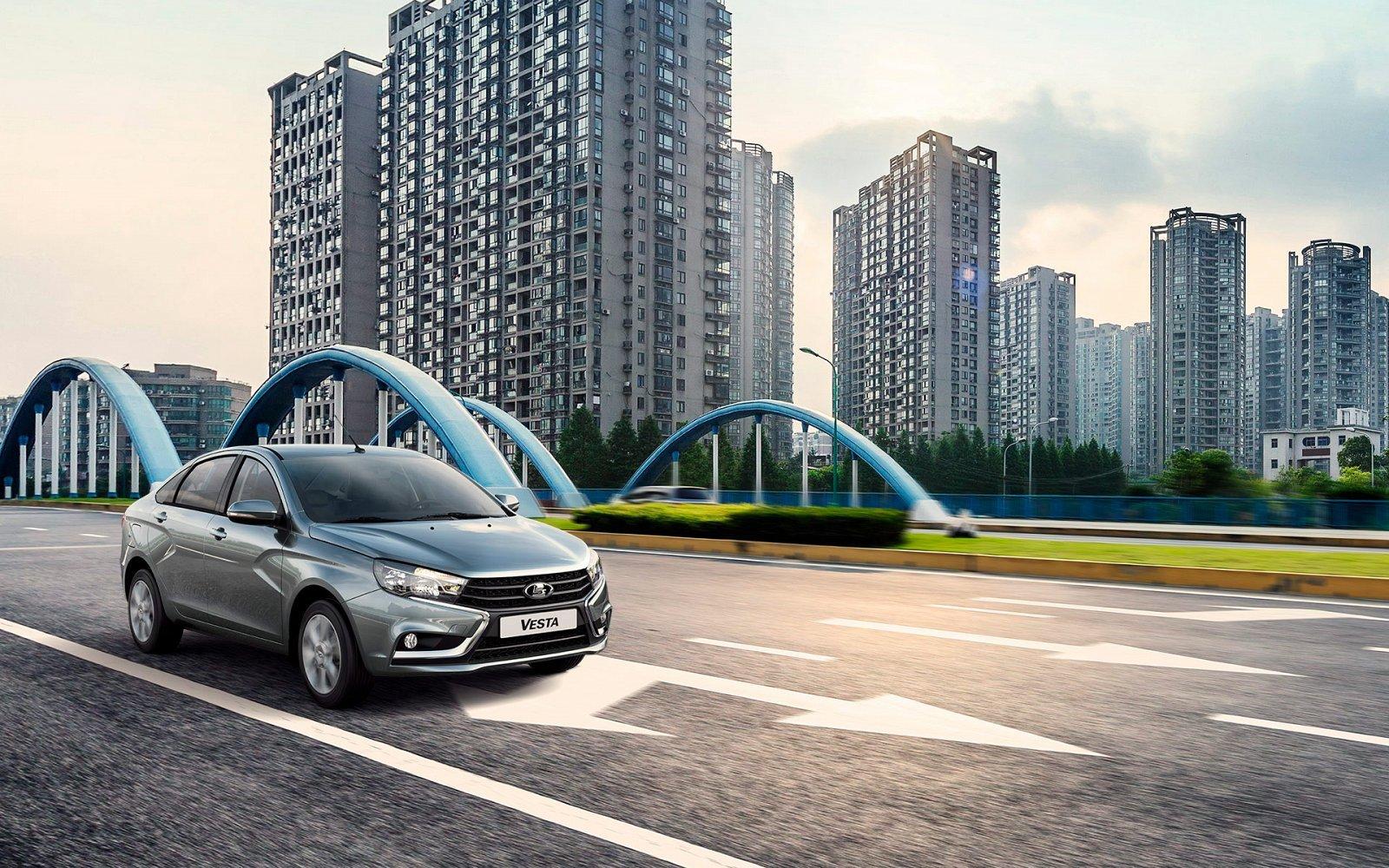 «АвтоВАЗ» анонсировал запуск продаж Lada Granta Cross иLada Vesta Sport