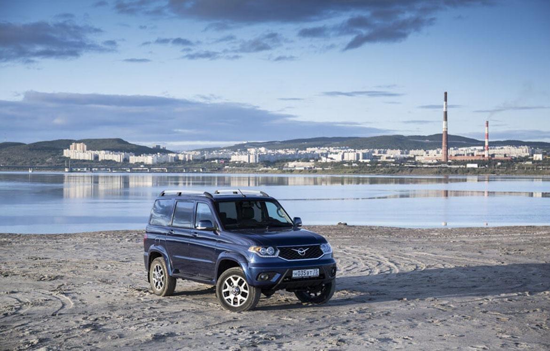Тойота Land Cruiser Prado получил спецверсию для РФ