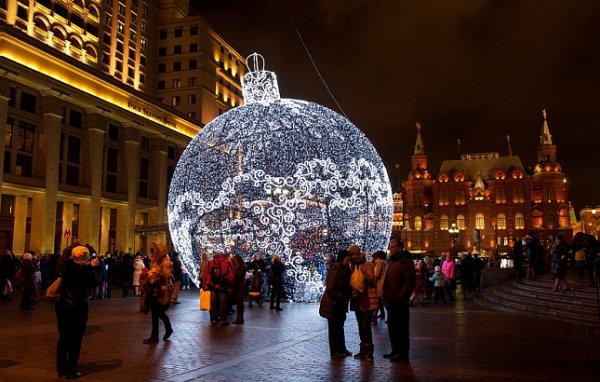 С 31 декабря по 8 января 7500 человек использовали интерактивные маршруты портала «Узнай Москву»