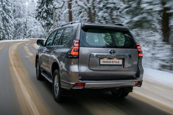 """""""¡Todo, como amamos!"""": Los rusos apreciaron mucho el nuevo Toyota Land Cruiser Prado Style - RIA """"VladTime"""""""