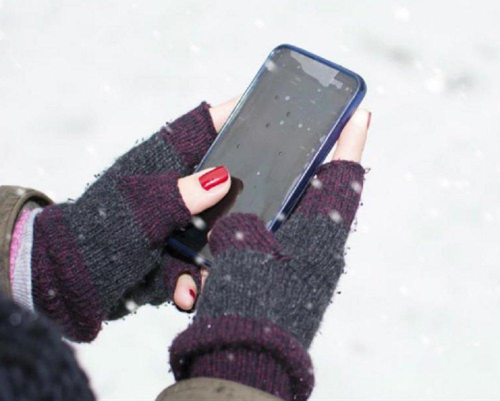 Специалисты поведали, как сражаться сбыстрой разрядкой телефона нахолоде