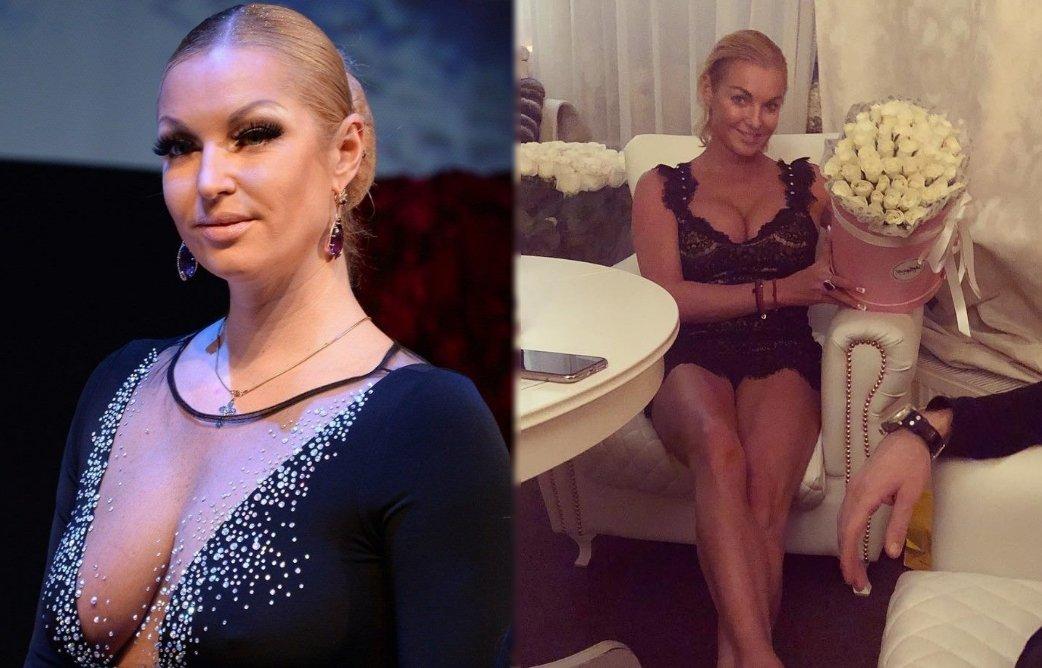 Волочкова обвинила прежнего  гражданского мужа вобмане на100 млн руб.