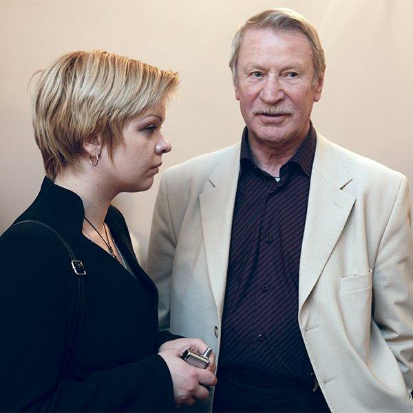 «Я никогда его не любила»: Наталья Вяль высказалась о бывшем муже Краско