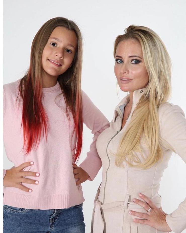 «Она хамка иврунья»: Дана Борисова несобирается пускать дочь домой