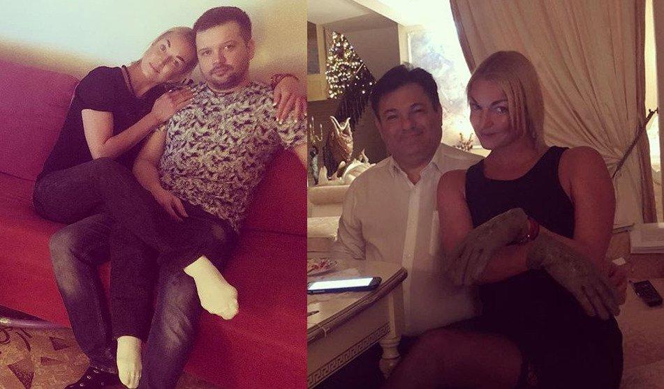 Анна Михалкова Беременна Голая