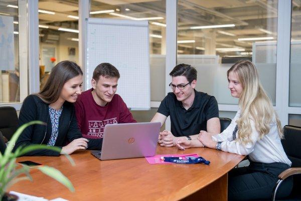 Новый набор студентов на стажировку объявила компания «Балтика»
