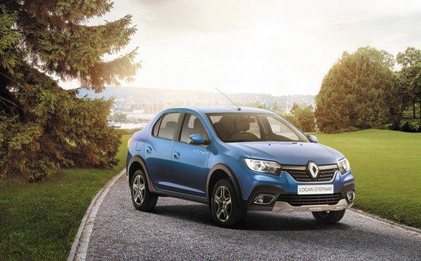 «А чего клиренс маленький?»: О «внедорожном» Renault Logan Stepway рассказали эксперт