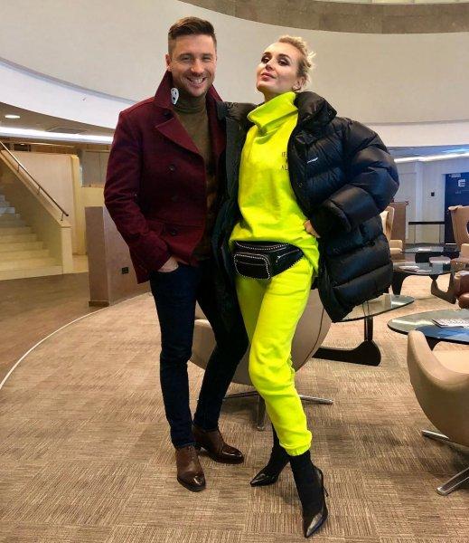 Дружба ради выгоды: Лазарев использует Гагарину для победы на Евровидении