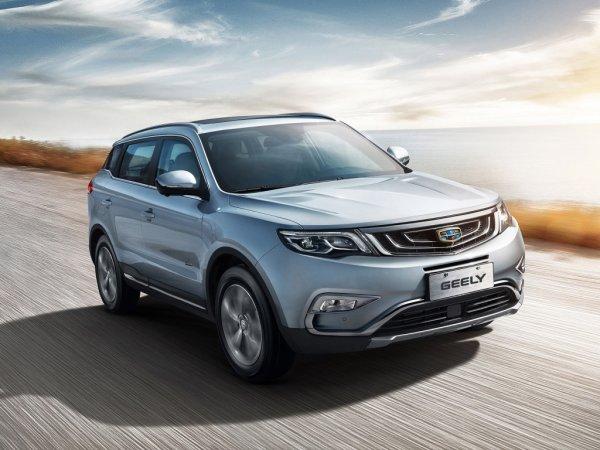 El propietario de la SUV contó los resultados de la operación de invierno de Geely Atlas: AvtoMedia: VladTime