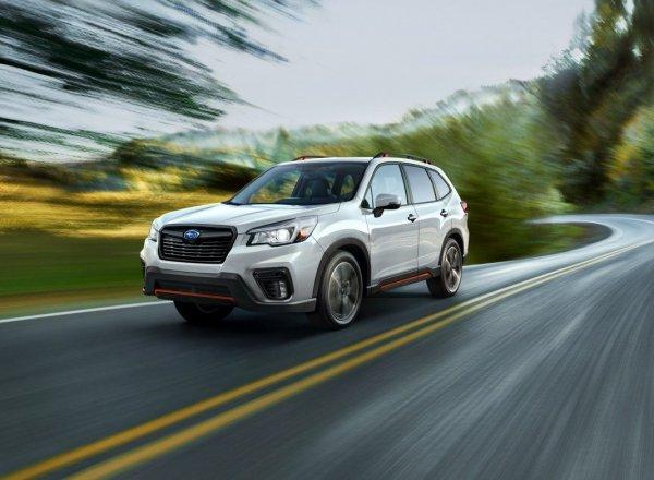Un experto dijo sobre la decepción del nuevo Subaru Forester: AvtoMedia: VladTime