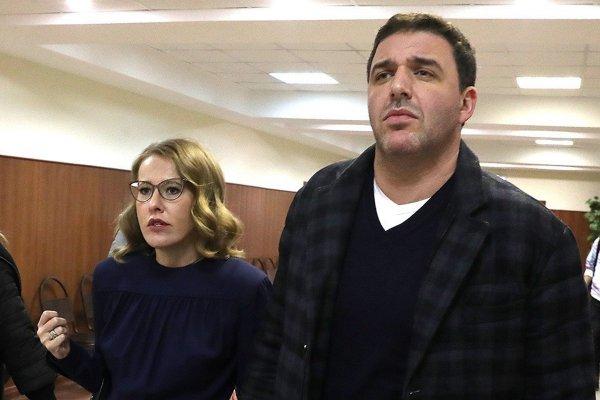 «Игривость ушла с килограммами»: Собчак и Виторган шли к разводу год – сеть