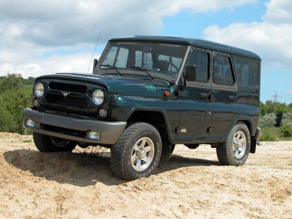 Согласно новому ОТТС: Внедорожник УАЗ «Хантер» стал грузовиком