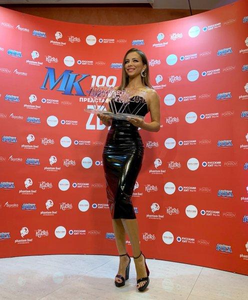 Лазарев поддержал: Ани Лорак завоевала награду «Сексуальная певица»