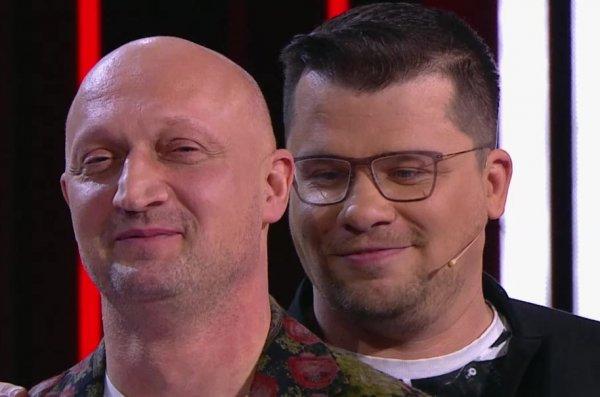 Точно гомик: Куценко снял штаны специально для Харламова