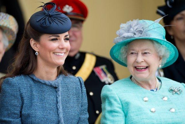 Кейт Миддлтон впервый раз за7 лет будет сопровождать королеву Елизавету