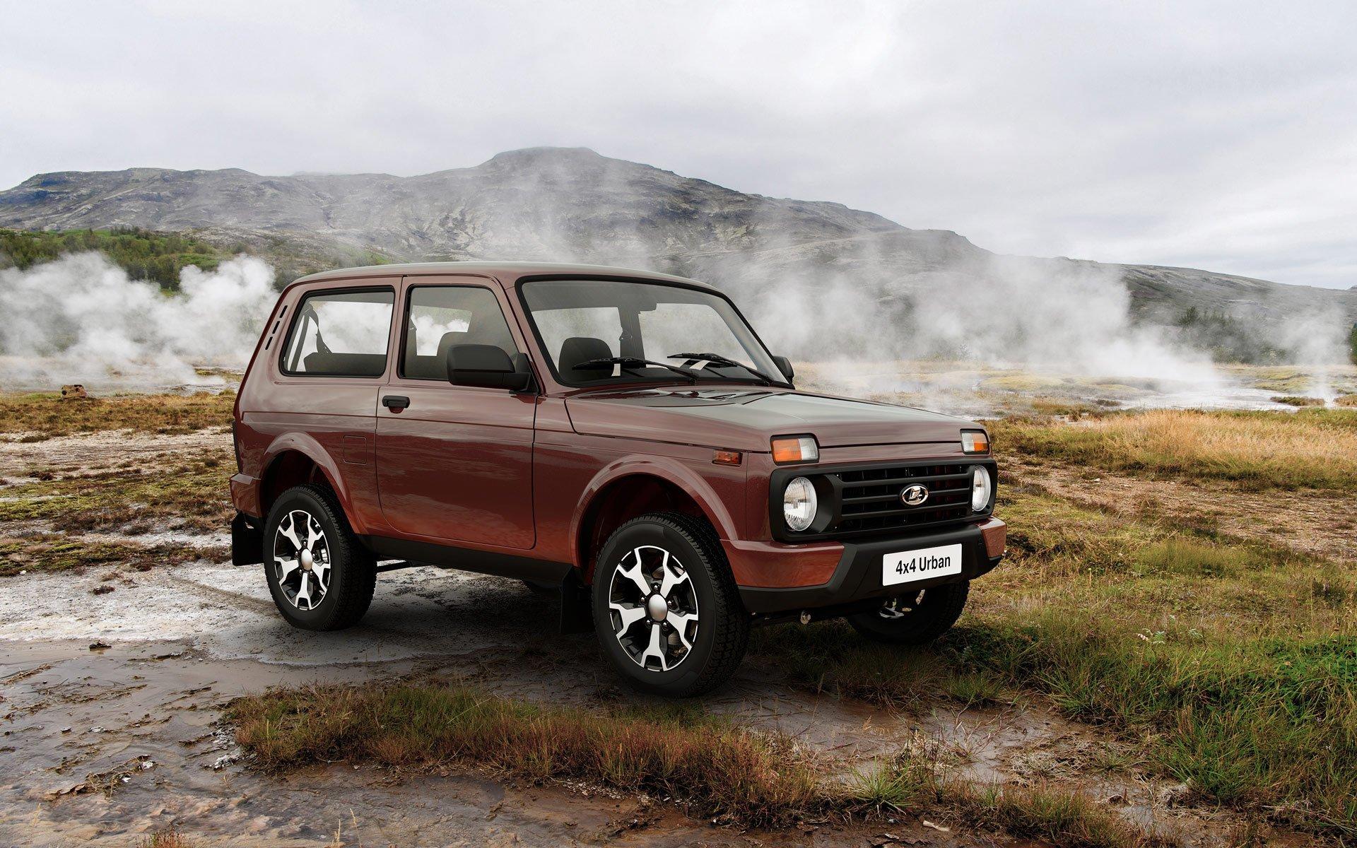 Волжский автомобильный завод снова обновит вседорожный автомобиль Лада