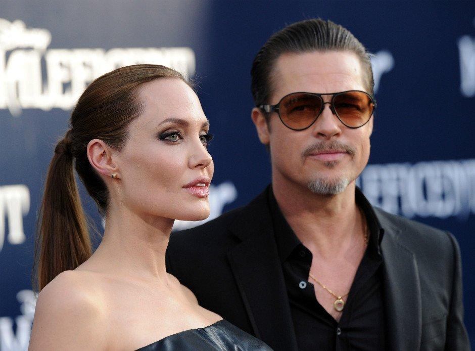 Анджелина Джоли может сниматься в кинофильме «Вечные»