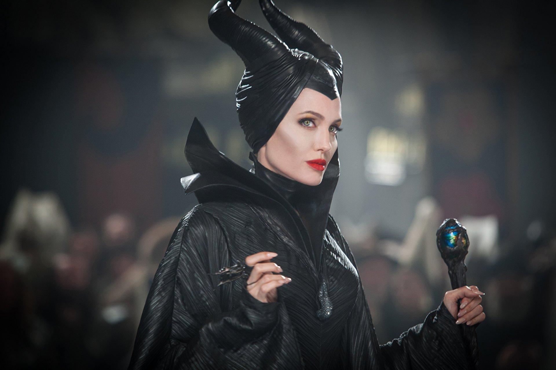 Анджелина Джоли впервый раз сыграет всупергеройском кинофильме Marvel