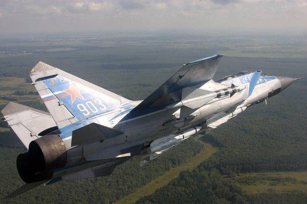 Подняты по тревоге истребители МиГ-31БМ Пермского и Красноярского края