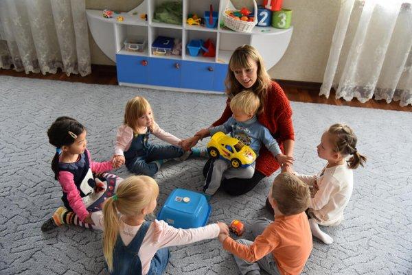 Счастливому детству - быть! В Московской области планируют реформу дошкольного образования