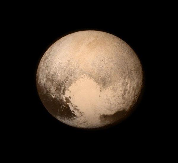 Плутон спасет человечество от «агрессии» Солнца