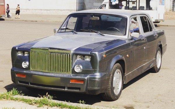 Представлен ТОП-5 ярких тюнингованных машин родом из СССР
