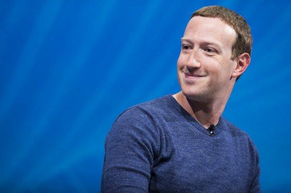 По примеру Путина: Цукерберг призвал к более активному регулированию интернета