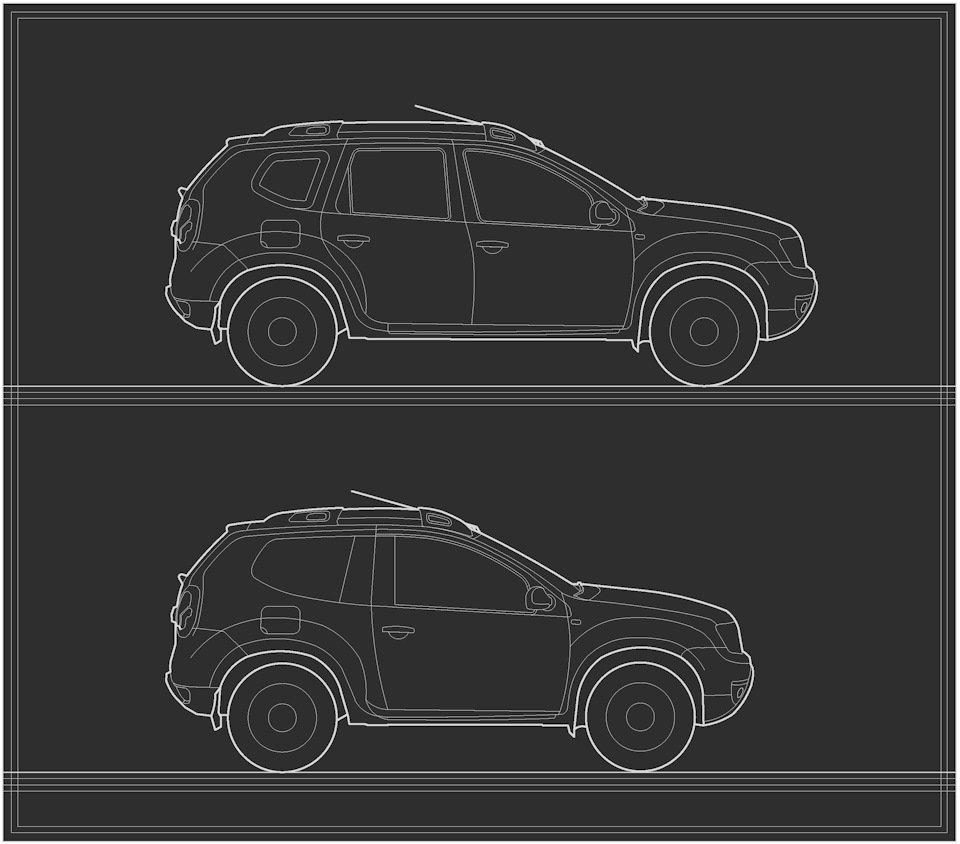 Как будет выглядеть новая Лада 4x4 показали нарендерах