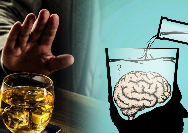 отснятое картинка алкоголь разрушает его особенностью