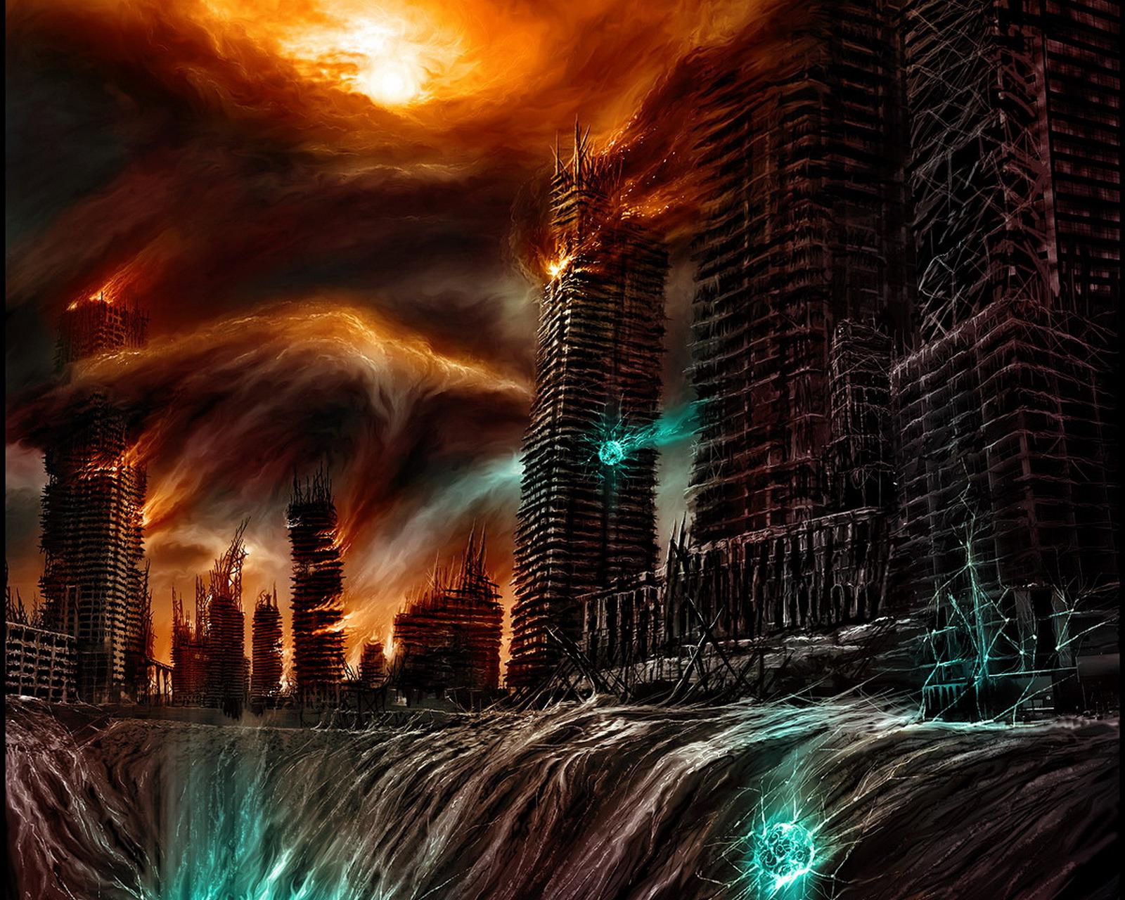 Картинки на тему конца света