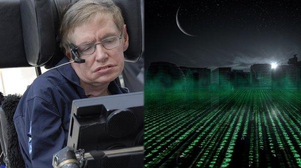 Матрица, а не Большой взрыв: Крах теории Хокинга озадачил мировых физиков
