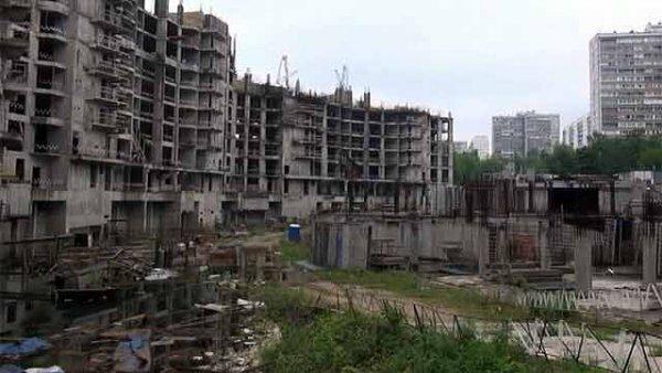 ЖК «Кутузовская миля»: история с достройкой элитного жилкомплекса продолжается