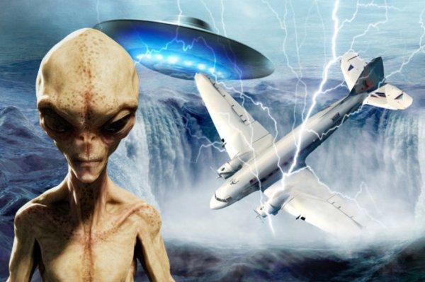 Всемирный потоп начался: Пришельцы с Нибиру ввели новую фазу захвата Земли