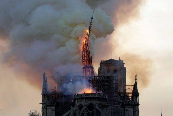 Сгорела эпоха: Собор Парижской Богоматери «убили» халатность и непрофессионализм