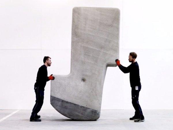 LEGO для взрослых: Учёные смогли передвинуть тяжёлые бетонные блоки голыми руками