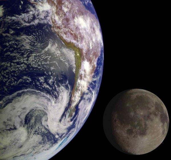 Внеземная помойка: Вокруг Земли летают 1,25 млрд частиц космического мусора