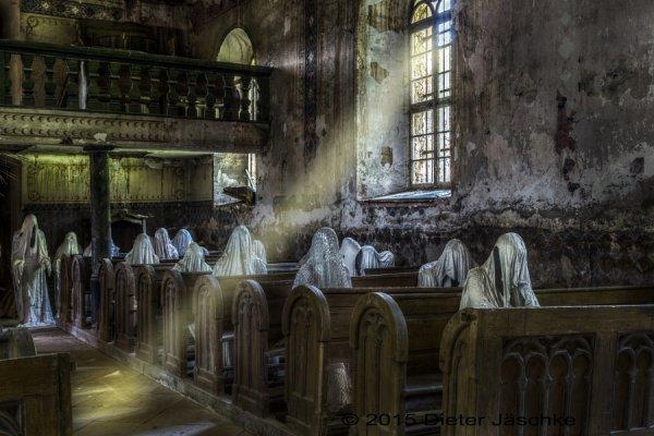 Канун Святого Марка: Жителей английских деревушек ждет самая страшная ночь в году