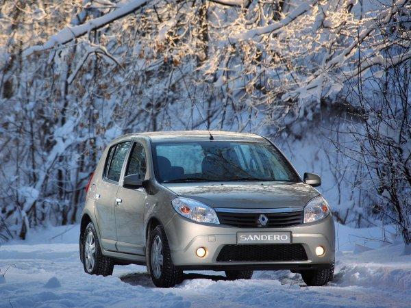 Экономный «француз»: Стоимость владения Renault Sandero озвучил реальный владелец
