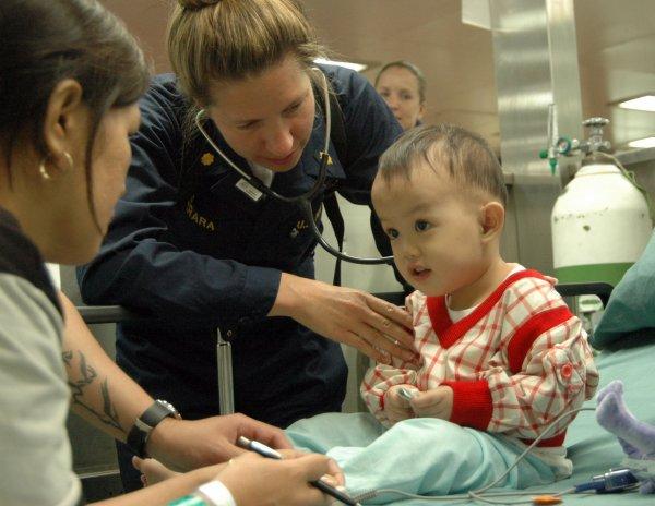 Главный фактор эпидемии: 169 млн детей в мире пропустили прививку от кори