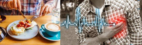 Пропуск завтрака повышает риск смерти от сердечных болезней – учёные