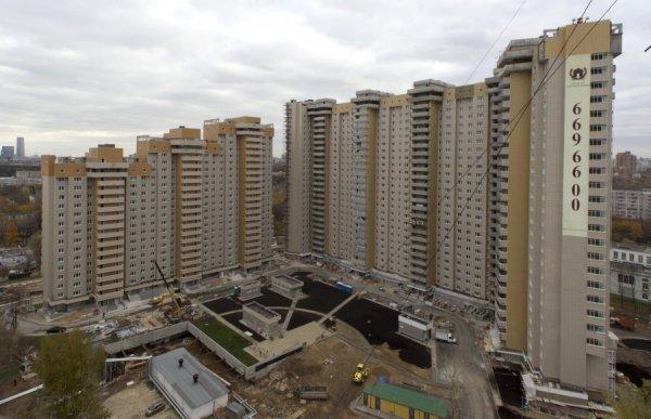 3,6 млрд. рублей требуется на достройку ЖК «Кутузовская миля»