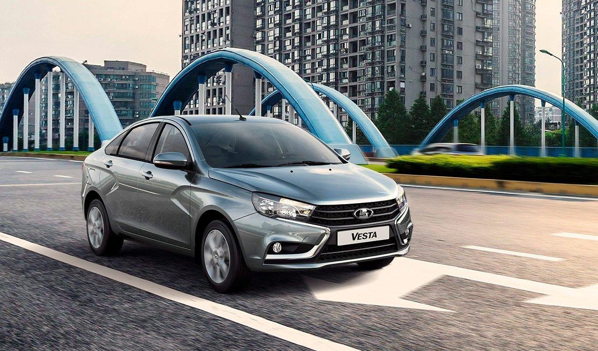 Лада Granta стала самым продаваемым автомобилем среди модельного ряда «АвтоВАЗа»