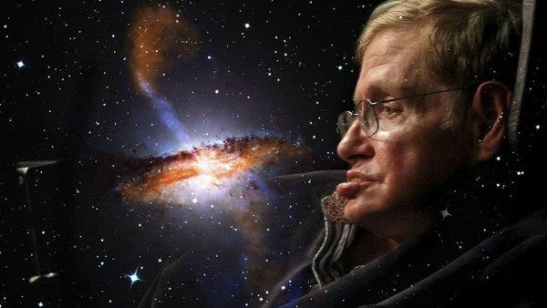 Гравитации конец? Изображение чёрной дыры обновит теории Стивена Хокинга