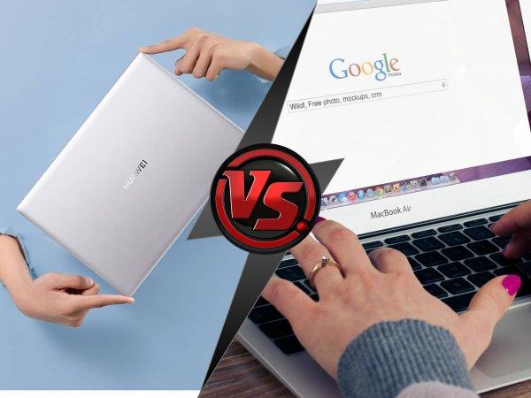 Huawei превзошёл MacBook? В Сети назвали ТОП ноутбуков с Thunderbolt 3 в 2019 году
