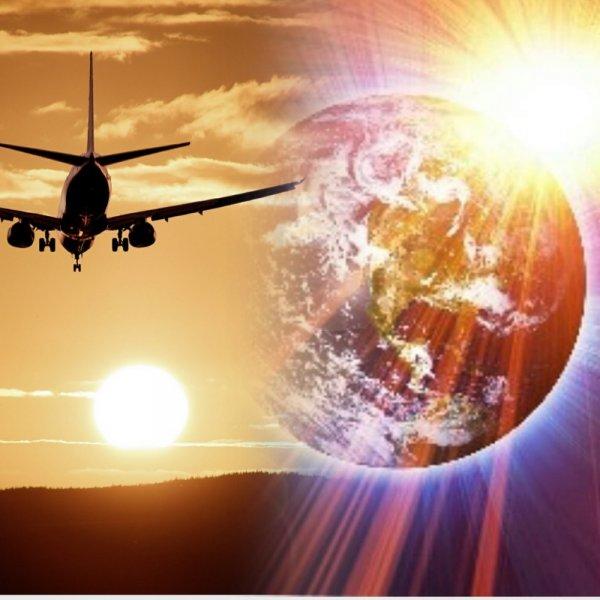 13 человек - только начало? Аномалия на Солнце могла привести к крушению самолёта в Шереметьево