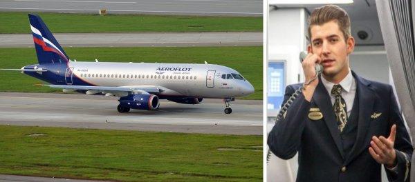 Двери замерзают и отваливаются: «Аэрофлот» скрывает тайную проблему SSJ-100 - сеть