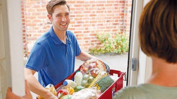 Сервис доставки продуктов с экономией