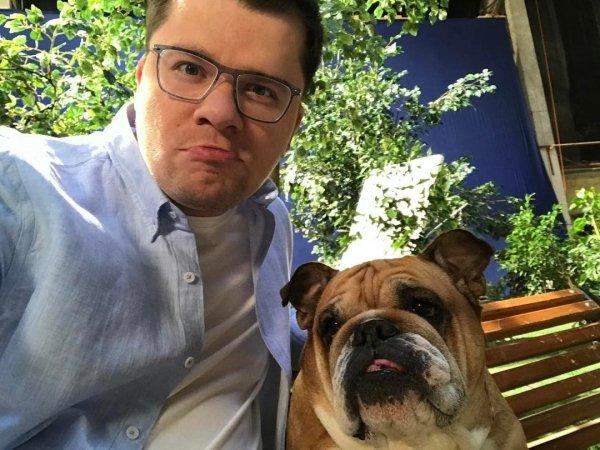 «Собачий» псевдоним помог – «Бульдог» Харламов стал «голосом» мульт-животного